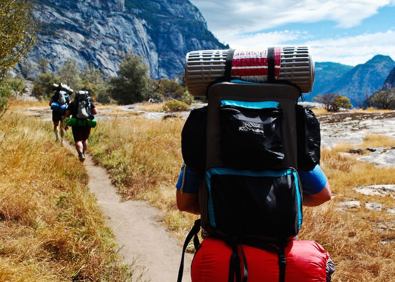 people backpacking (google)